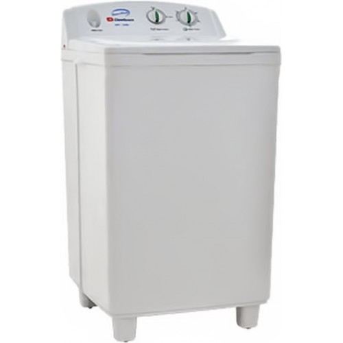 Semi Auto Washing Machine Single Tub DW-5100-W